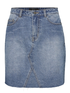 Vero Moda Rok VMCAROLYN HW DENIM A SKIRT BOO 10189017 Medium Blue Denim