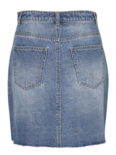 vmcarolyn hw denim a skirt boo 10189017 vero moda rok medium blue denim