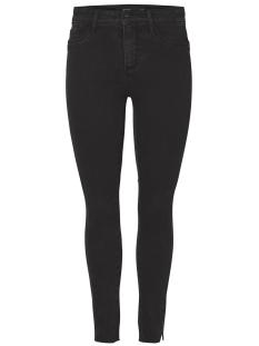 Vero Moda Jeans VMSEVEN NW SLIM SLIT ANK JEANS CR00 10188327 Black