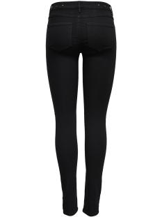onlrie reg sk eyelet jeans cry 15146404 only jeans black denim