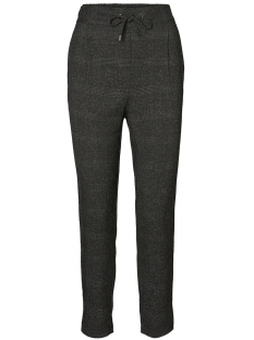 Vero Moda Broek VMRORY NW CHECKED LOOSE PANT 10188532 Dark Grey/GREY CHECK