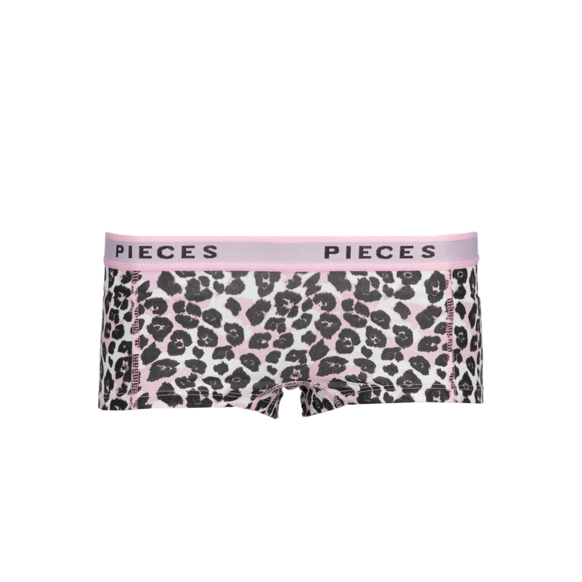 pclogo lady boxers 14-229 leo 17086519 pieces ondergoed cameo pink / comb a