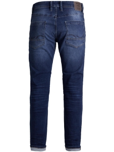jjitim jjleon ge 382 indigo knit noos 12129718 jack & jones jeans blue denim