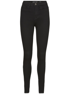 Noisy may Jeans NMGREAT LEXI HW S.S. JEANS GU802 8B 27000565 Black