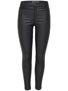 Jacqueline de Yong Legging JDYTHUNDER HIGH COATED ANK. LEGGING 15145701 Black
