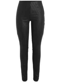Pieces Legging PCSKIN PARO HW LEGGINS SHINY STRIPE 17085478 Black