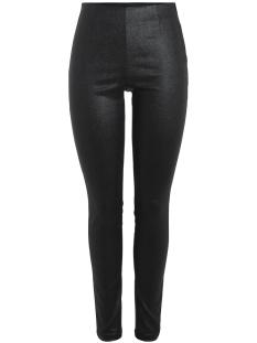 Pieces Legging PCSKIN PARO HW LEGGINGS SHINY BLACK 17085476 Black/Glitter