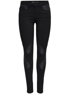 Only Broek onlNEW GOGO TWISTED REG SK PANTS PNT 15147496 Black