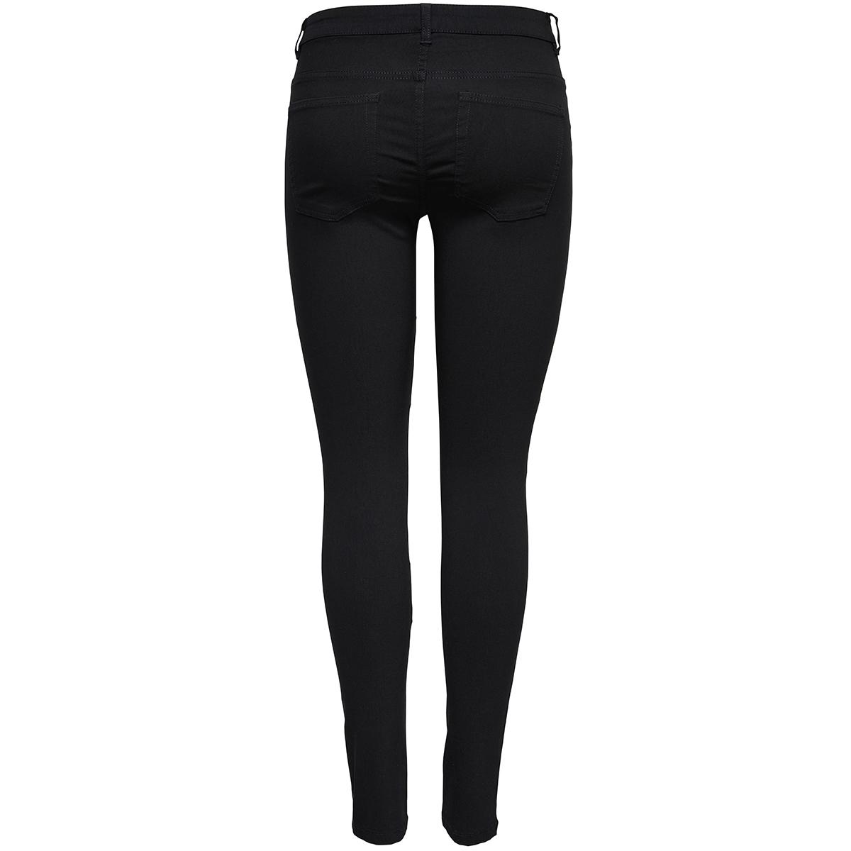 onlnew gogo twisted reg sk pants pnt 15147496 only broek black