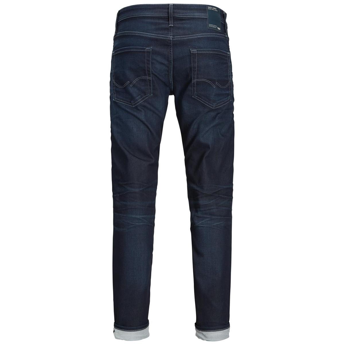 jjimike jjorg jos 097 id.k noos 12126066 jack & jones jeans blue denim