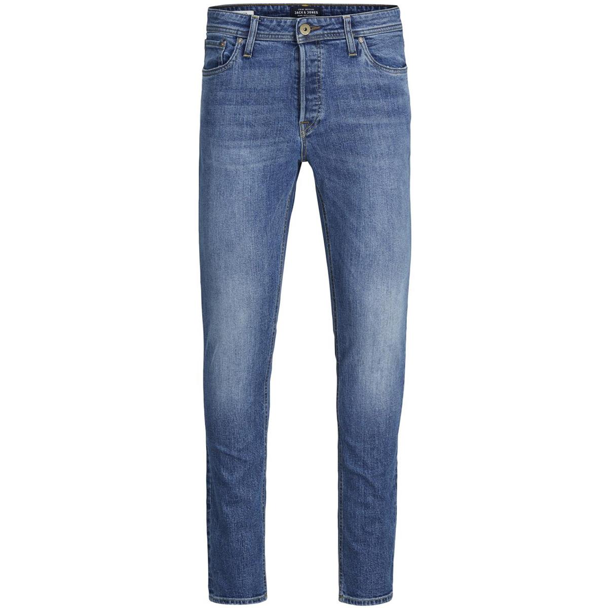 jjitim jjoriginal am 654 lid 12130516 jack & jones jeans blue denim