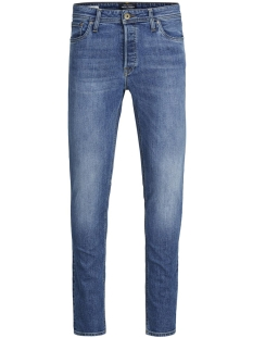 Jack & Jones Jeans JJITIM JJORIGINAL AM 654 LID 12130516 Blue Denim