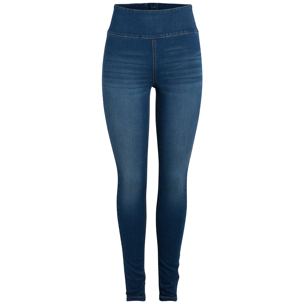 pchighwaist betty jeggings mbld w2 17081325 pieces legging medium blue denim