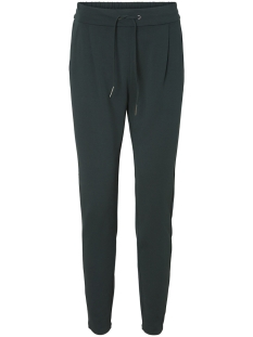 Vero Moda Broek VMEVA MR LOOSE STRING PANT COLOR 10199386 Scarab