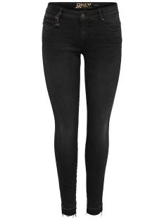 Only Jeans onlCARMEN REG SK ANK JEA REA13720 NOOS 15125604 Black
