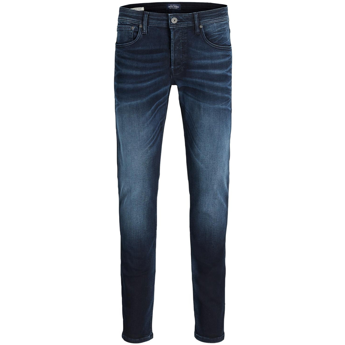 jjiglenn jjoriginal jos 105 50sps 12131782 jack & jones jeans blue denim