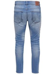 onsloom light blue pa 8686 noos 22008686 only & sons jeans blue denim