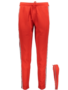 Only Broek onlRAMONA PANTS JRS 15157042 Flame Scarlet /BRIGHT