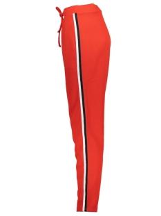 onlramona pants jrs 15157042 only broek flame scarlet /bright