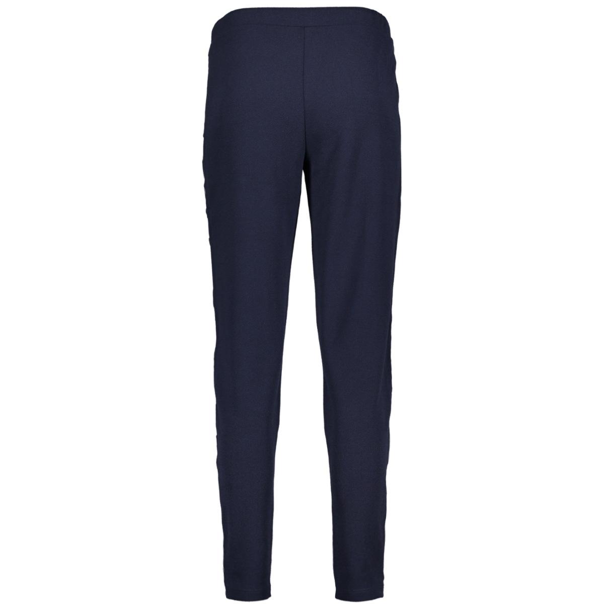 onlramona pants jrs 15157042 only broek night sky/bright whi
