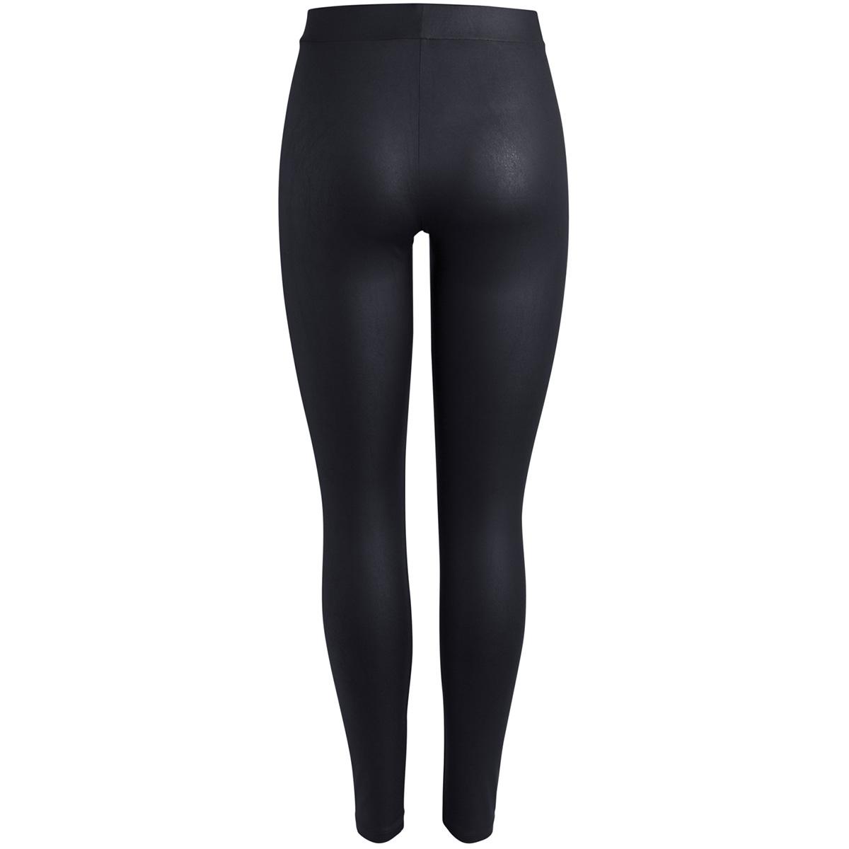 pclauren shiny colorful leggings 17090850 pieces legging dark navy