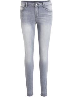 Vila Jeans VICOMMIT RW 5P HK0101 GREY-NOOS 14045760 Grey Denim