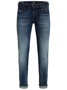 jjiglenn jjicon jj 057 50sps noos 12133074 jack & jones jeans blue denim