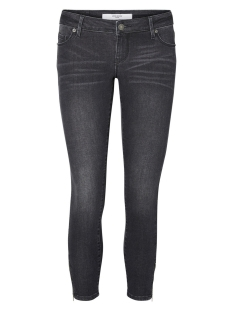 Vero Moda Jeans VMFIVE LW SS ANKLE JEANS AM034 NOOS 10161147 Black/Washed