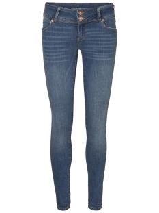 Vero Moda Jeans VMFIVE LW SUPER SLIM JEANS BA108 10182802 Dark Blue Denim