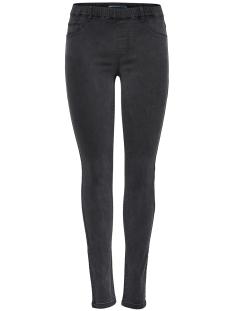 Only Jeans onlFAME REG SK LEGGINGS BLACK RANDOM PNT 15139638 Black