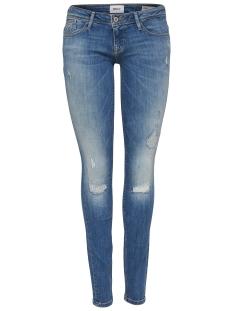 Only Jeans onlCARMEN REG SK DNM JEAN CRE169636 15153068 Medium Blue Denim