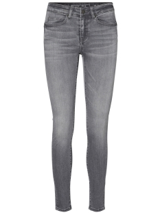 nmjulie nw s.s push up jeans az002 27000928 noisy may jeans light grey denim
