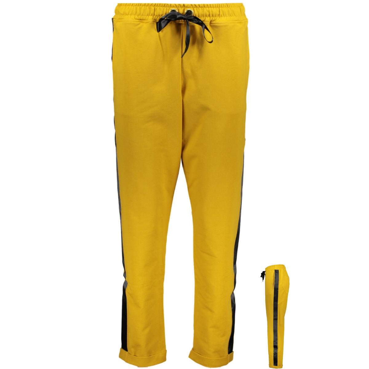 20-019-8101 10 days broek dark mustard