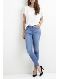 objskinnysophie m/w obb250 noos 23025346 object jeans medium blue denim