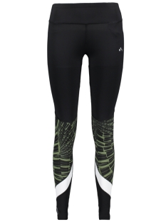 Only Play Sport broek onpPERSIA AOP TRAINING TIGHTS Black
