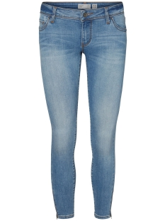 Vero Moda Jeans VMFIVE LW S ANKLE JEANS AM004 LT BL 10193320 Light Blue Denim