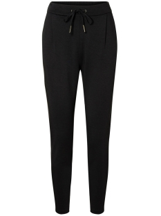 Vero Moda Broek VMEVA MR LOOSE STRING PANTS NOOS 10197909 Black