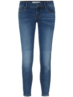 Vero Moda Jeans VMFIVE LW SS ANKLE JEANS AM057 NOOS 10160939 Medium Blue Denim
