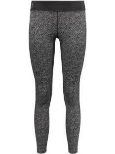 Only Play Sport broek onpGLAM AOP 7/8  TRAINING TIGHTS 15143937 Black/AOP