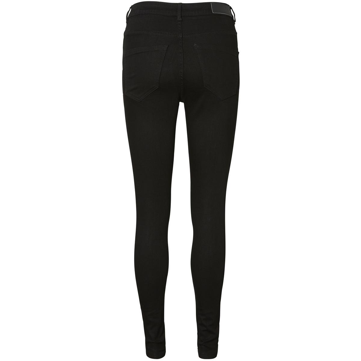 vmsophia hw skinny jeans black new 10207516 vero moda jeans black