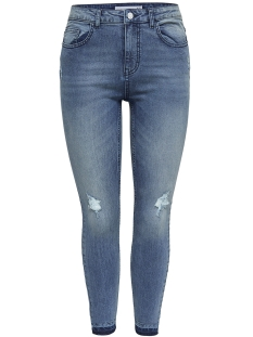 Jacqueline de Yong Jeans JDYSKINNY HIGH CALL ANK. JEANS DNM 15150165 Medium Blue Denim