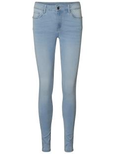 vmseven nw s shape up jeans vi512 10199343 vero moda jeans light blue denim