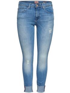 Only Jeans onlCARMEN REG SK AN JEANS CRE169637 15147207 Light Blue Denim