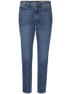 Vero Moda Jeans VMANNA NW STRAIGHT ANK J BA538 MB NOOS 10192550 Medium Blue Denim