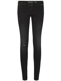Noisy may Jeans NMEVE LW SUPER SLIM JEANS AZ005 8 27001174 Black