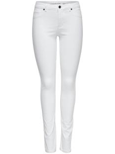 Jacqueline de Yong Broek JDYNEW FIVE PANT DNM 15147478 White