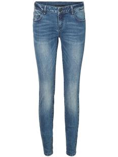 Vero Moda Jeans VMFIVE LW SLIM JEANS GU887 10189738 Medium Blue Denim