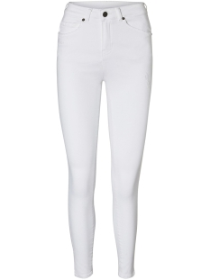 Noisy may Jeans NMLUCY NW S.S. AZ016 ANKLE JEANS NO 27001430 Bright White