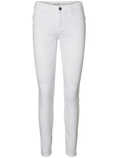 Vero Moda Jeans VMSEVEN NW S SHAPE UP JEANS WHITE NOOS 10193356 Bright White