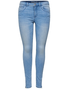 Only Jeans onlKENDELL REG SK ANK JEANS PIM896 NOOS 15148433 Light Blue Denim